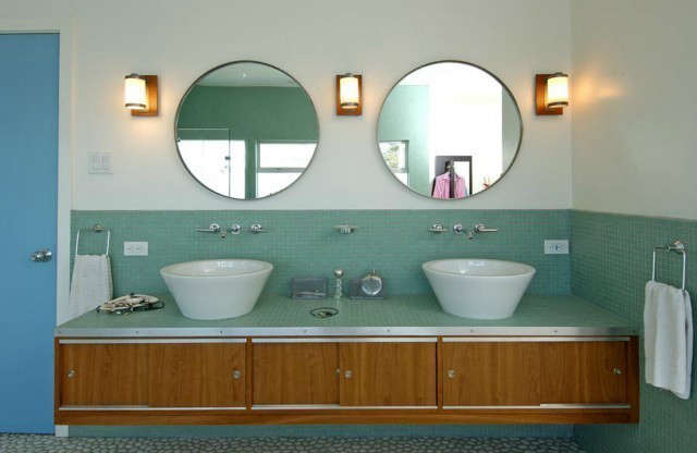 Bathroom remodel at Rhode Island Street