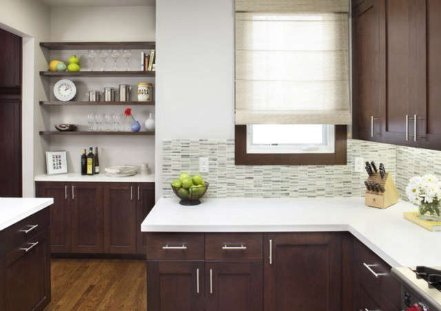 Kitchen remodel at Lincoln Street