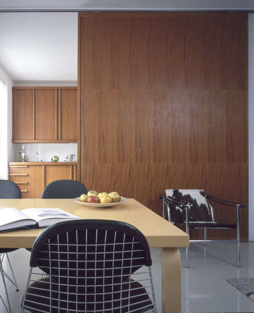 little venice apartment: in this refurbishment of a victorian house the large s 9