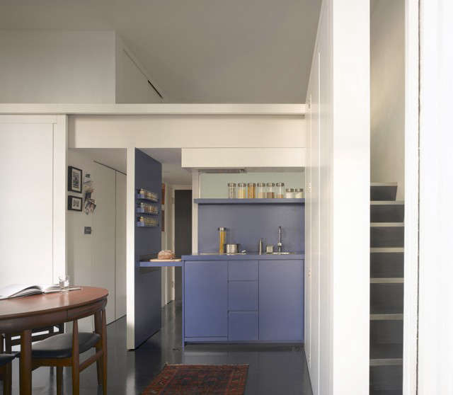 &#8\2\16;le cabinet&#8\2\17;: this tiny studio flat, winner of smallest 13
