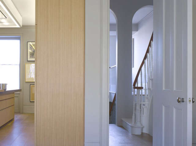 bayswater house: the historic grade ii listed house was restored and a series o 14