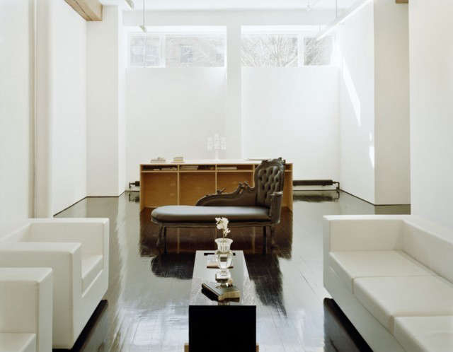store front loft: an unforgiving block in the far east of the east village prov 9