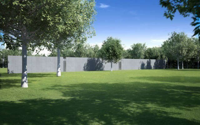 the wall house: the wall house is conceptually a house as described; a massive  18