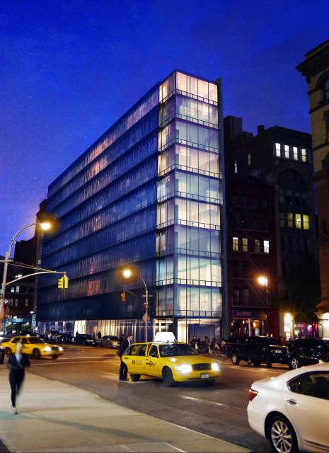 lafeyette street office building 37