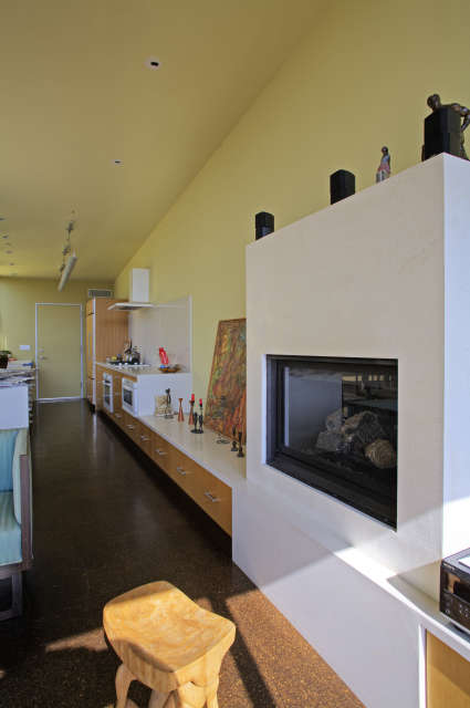 Stoughton Miller Fireplace