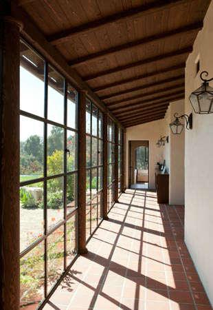 La Mesa Hallway