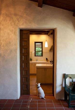 La Mesa Doorway