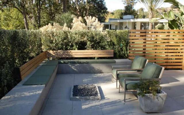 Greenberg Pool side space