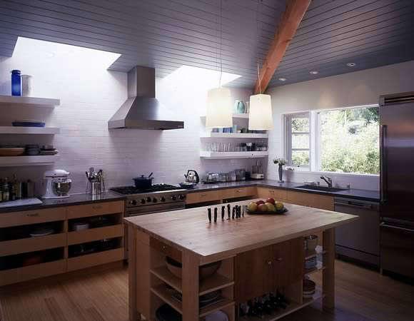 Gansa White Kitchen