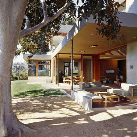 Winebaum Patio Space