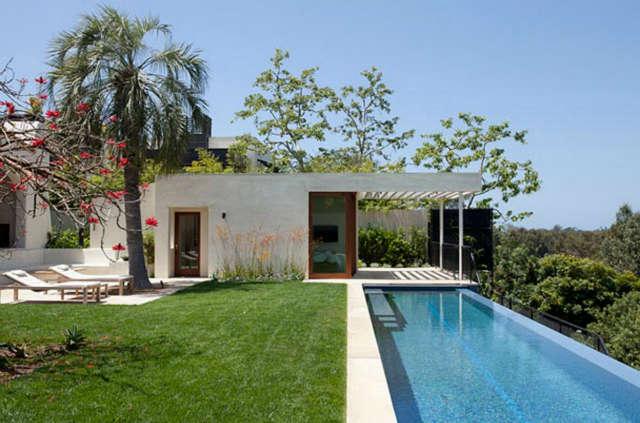 La Mesa Pool House