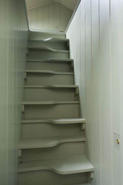 Hackett Holland Ltd Secret Staircase
