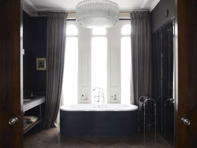 Master Bathroom Notting Hill House