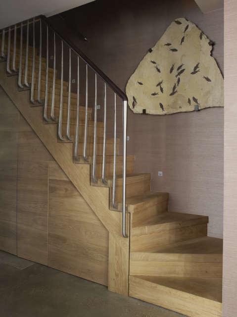 Hackett Holland Ltd Stairway