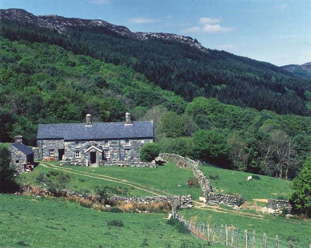 Hackett Holland Ltd Welsh Farmhouse