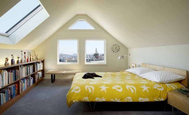 San Francisco Bedroom &#8