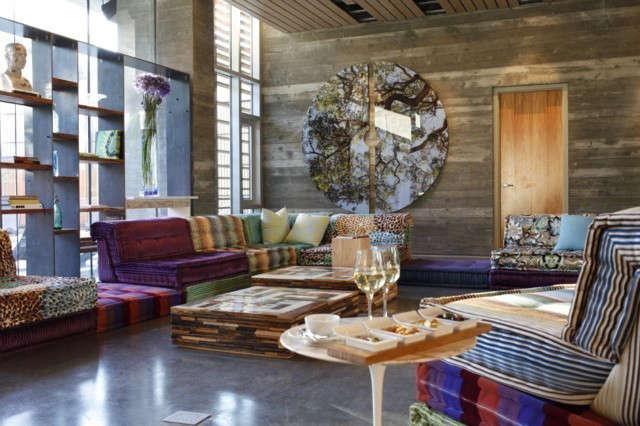 h\2 hotel lobby &#8\2\1\1; architect: david baker + partners 16