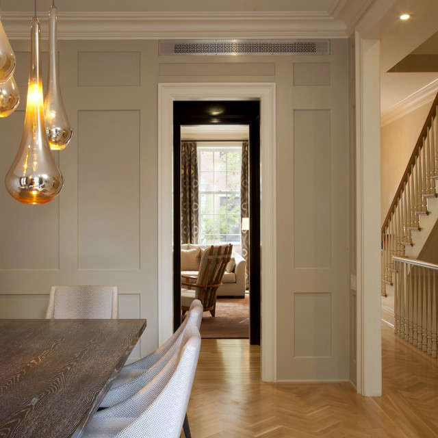 townhouse dining room photo: paul draine 16