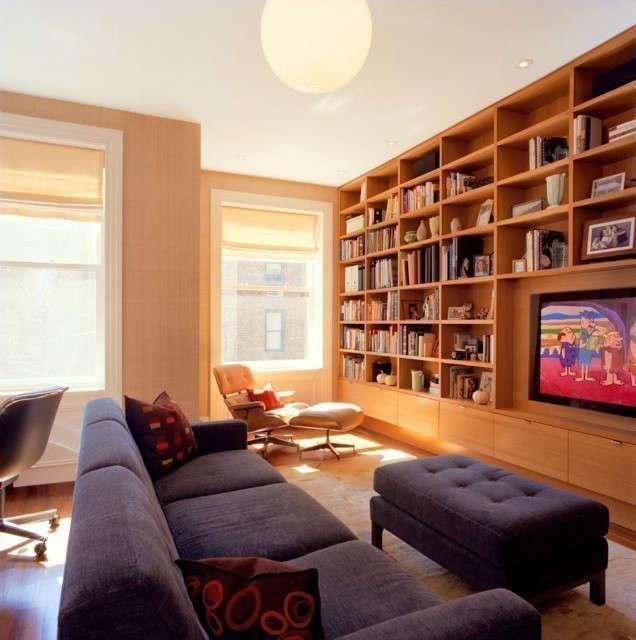 town house family room photo: karen cipola 24