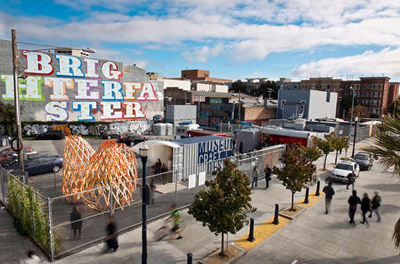 proxy: proxy is a temporary two block project located in san francisco which se 9