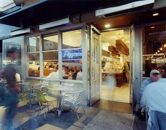 pizzeria delfina \18th street sfca: pizzeria delfina inspired by a field trip t 12