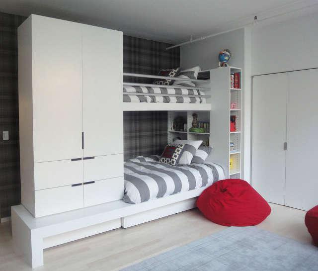 Leone Design Studio Bunk Bed