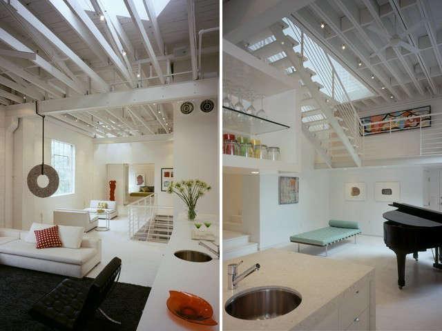 capps loft: for more photographs of capps loft. photo: paul bardagjy 18