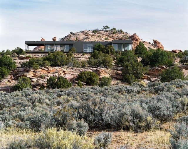 hidden valley: designed for an active couple as a vacation home, hidden valley  14