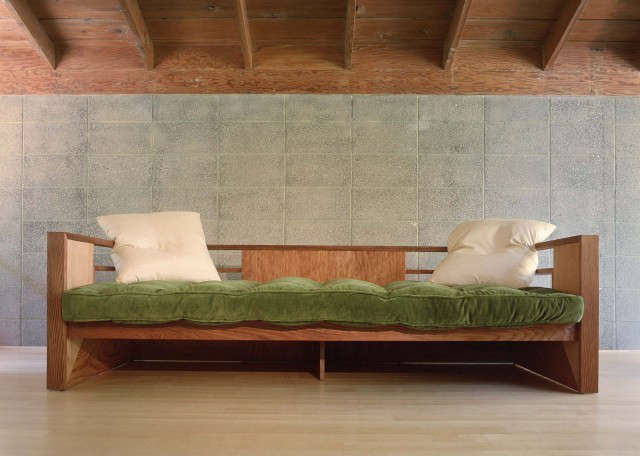 marmol radziner furniture: marmol radziner furniture is a natural extension of  20