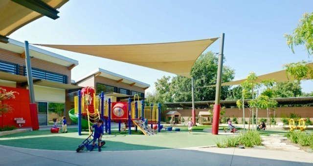 glendale childcare center: located in glendale, california, the \23,000 square  18