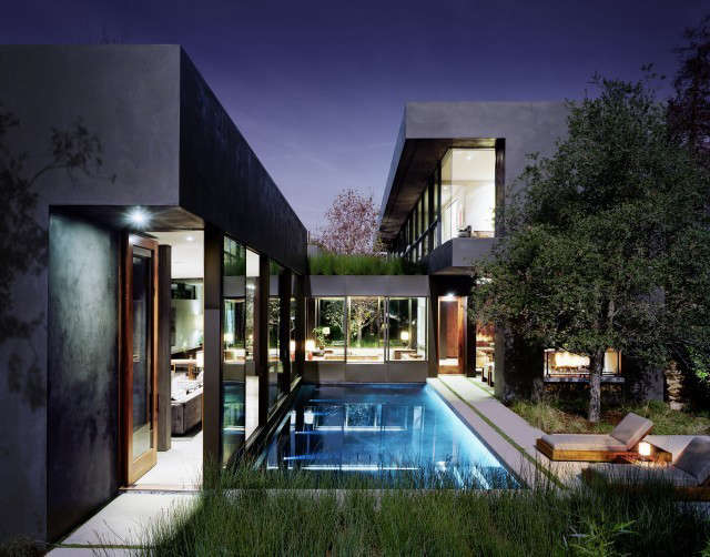 vienna way residence: designed for a family, the vienna way residence is locate 15