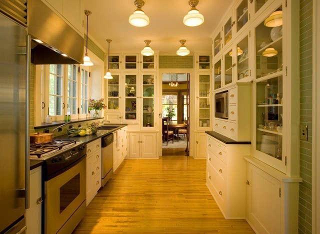 Albertsson Hansen Architecture Mount Curve Remodeling &#8\2\1\1; Kitchen: Remodeled kitchen Photo: Dana Wheelock