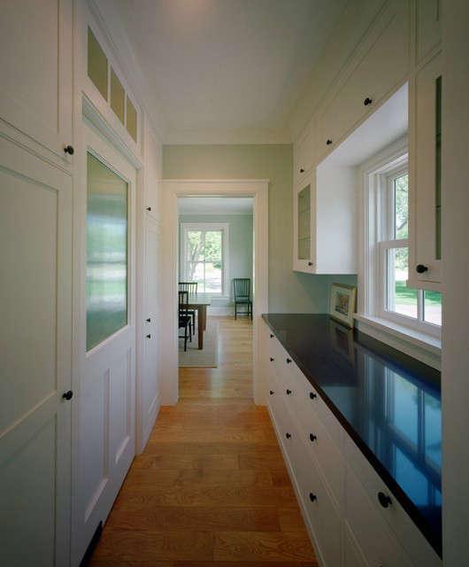 Albertsson Hansen Architecture Riverbank Residence &#8\2\1\1; Pantry: Pantry in Riverbank residence Photo: Peter Bastianelli Kerze