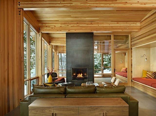 north lake wenatchee living & fireplace 22