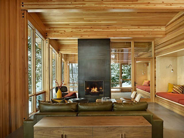 north lake wenatchee living & fireplace 17