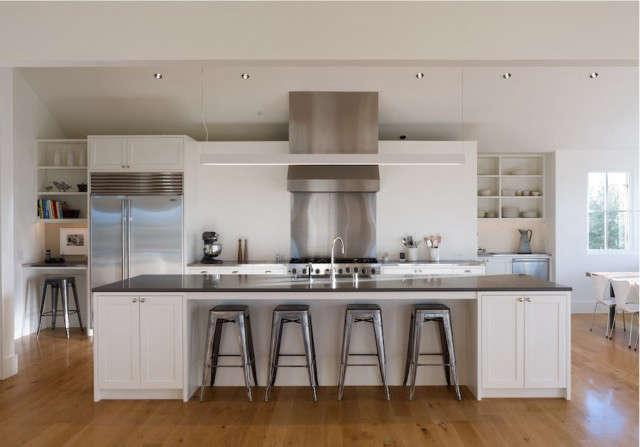 sonoma farm house: kitchen photo: bruce damonte 21