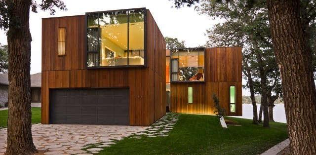 house on lake okoboji photo: paul crosby 17