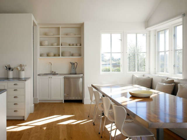 sonoma farm house: kitchen photo: bruce damonte 20