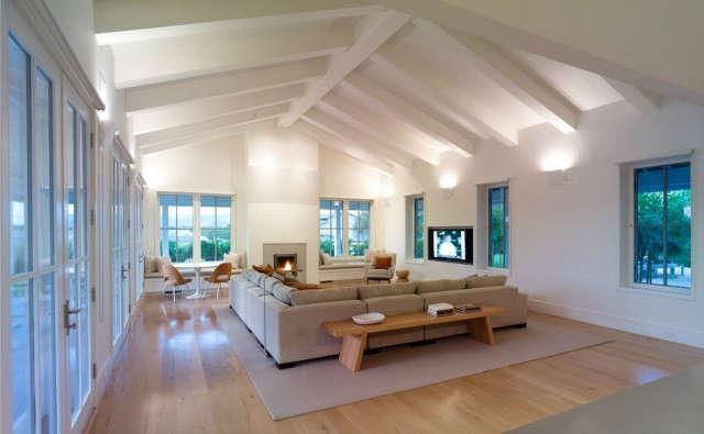 sonoma farm house living room 11