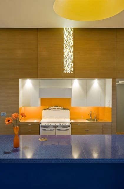 l residence: kitchen photo: paul crosby 28