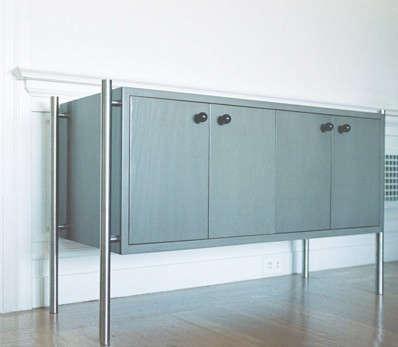 Sideboard: Hulburd Design also offers custom furniture design services.