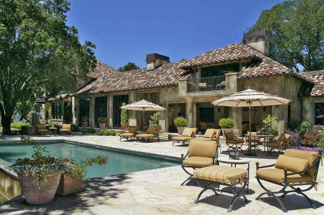 Dry Creek Valley Residence, Sonoma County, CA