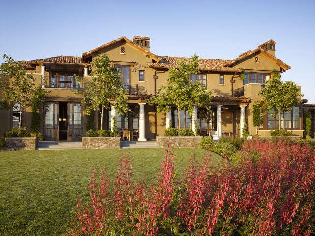 Soda Canyon Residence, Napa Valley, CA
