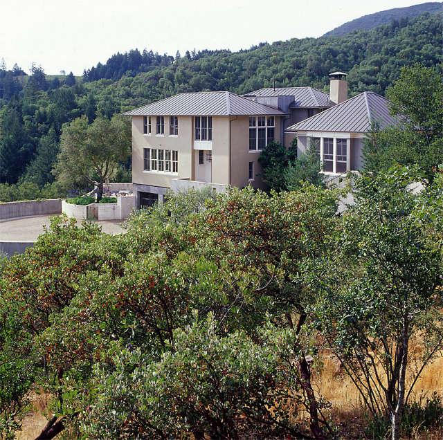 Burwell Residence, Sonoma County, CA