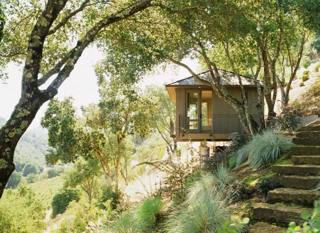 Burwell Residence Guesthouse, Sonoma County, CA