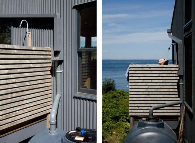 maine island house &#8\2\1\1; rainwater harvesting system &#8\2\1\1; ci 22