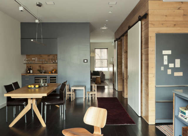 Chelsea Triplex: Photo: Matthew Williams
