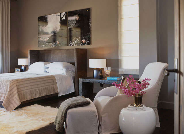 Desert Retreat: Master Bedroom