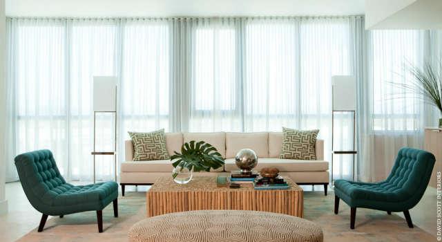 miami oceanfront living room photo: antoine bootz 173