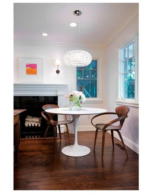 Kriste Michelini Interiors Alamo Residence &#8\2\1\1; Home Office: Home Office Photo: Lisa Duncan